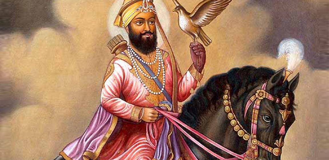 10th guru of sikh - Guru Gobind Singh