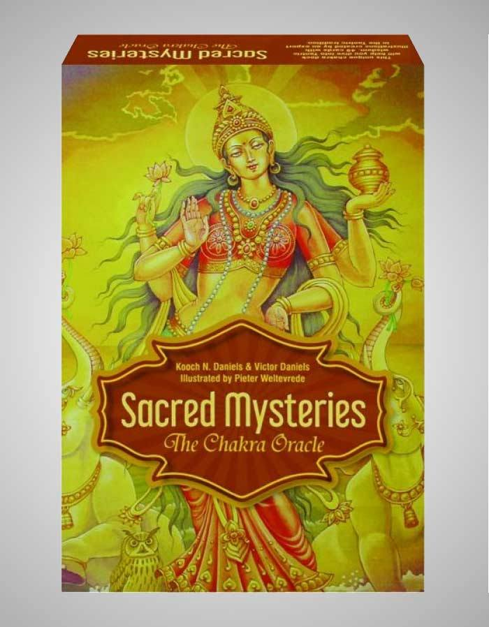 Sacred Mysteries ( The Chakra Oracle )