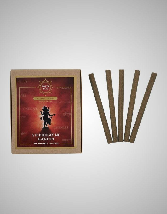 Tatvayog Aparigraha - Dhoop Sticks Pack - (20 Dhoop Sticks)