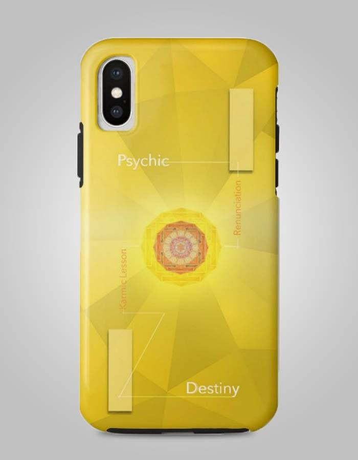 Numerology Number 1 - Ruling Planet Sun Phone Cover