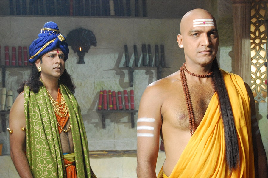 Chanakya Chandragupta maurya sagar world multimedia_13-min