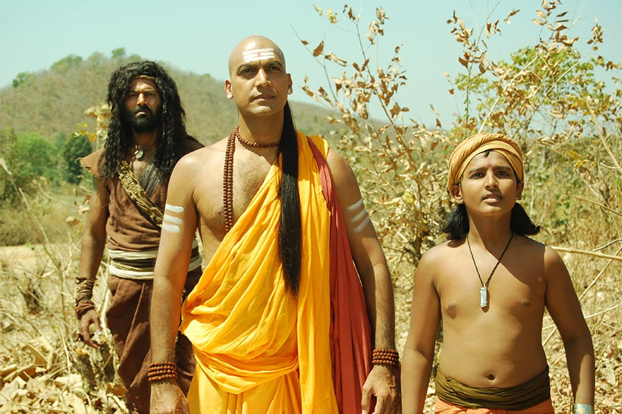 Chanakya Chandragupta maurya sagar world multimedia_12-min
