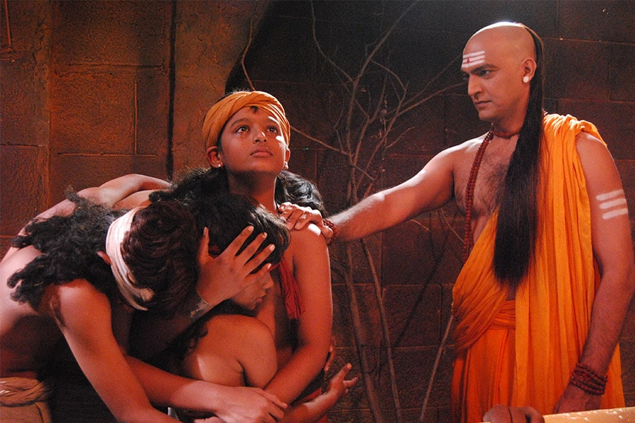 Chanakya magadh Chandragupta maurya sagar world multimedia_02-min